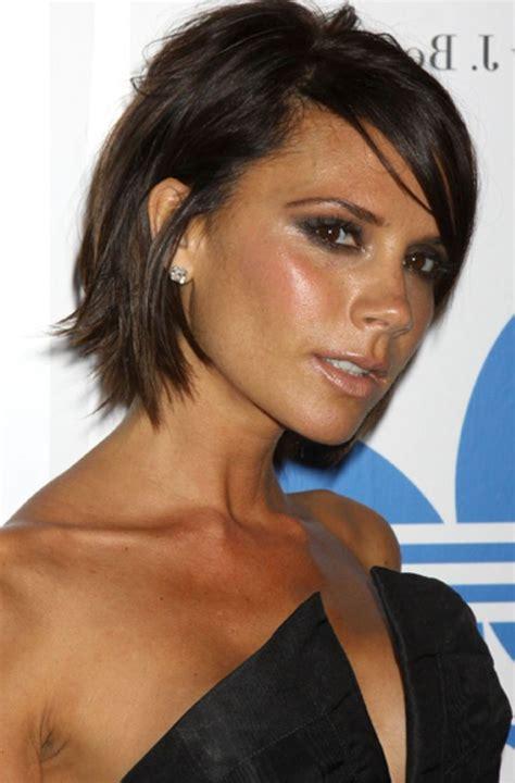 Victoria Beckham Short Brown Hair | best 25 victoria beckham new haircut ideas on pinterest
