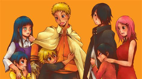 wallpaper boruto family naruto wallpaper 1812623 zerochan anime image board