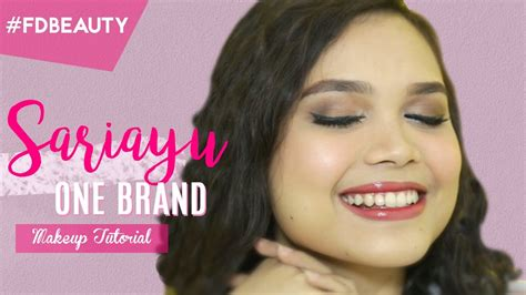 Makeup Sariayu by Sariayu One Brand Makeup Tutorial