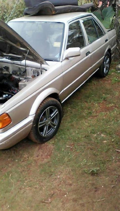 nissan sunny b12 1989 nissan sunny b12 for sale in spanish town st