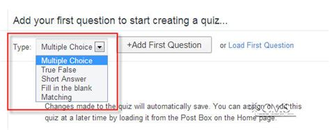 edmodo quiz short answer edmodo