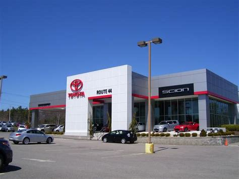 Toyota Dealerships In Ma Route 44 Toyota Raynham Ma 02767 Car Dealership And
