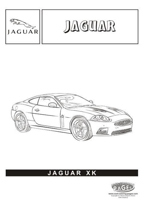 jaguar cars coloring pages cars coloring and s day on
