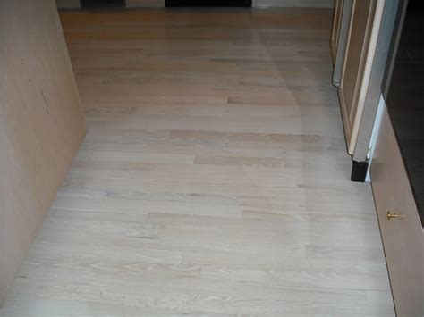 white stained hardwood floors oak bleached white stain 6 coats of water base