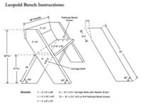 aldo leopold bench plans aldo leopold bench plans grounded in the garden things outside the house pinterest