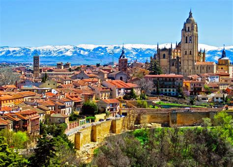 of spain most beautiful cities in spain tourism and travel