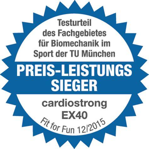 hanteln für zuhause cardiostrong crosstrainer ex40 g 195 188 nstig kaufen sport tiedje