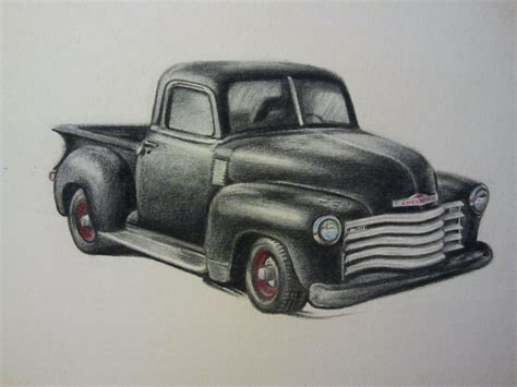 truck tattoo designs chevy truck design by d angeline on deviantart