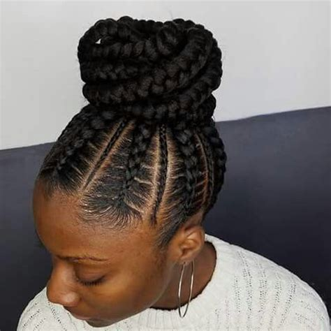 cornrows | ebena hair stylists