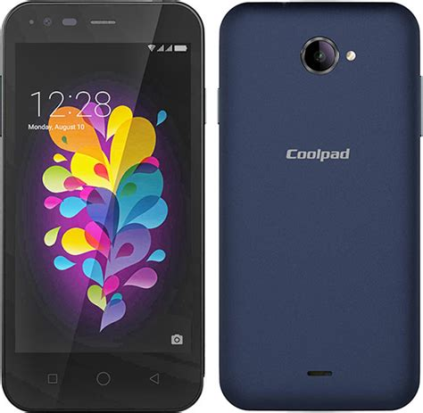 Lcd Touchscreen Coolpad A110 coolpad roar runs on android 5 1 operating system with 1