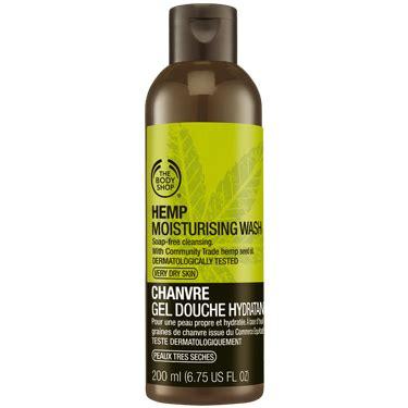 The Shop Wash the shop hemp moisturising wash beautyontrial