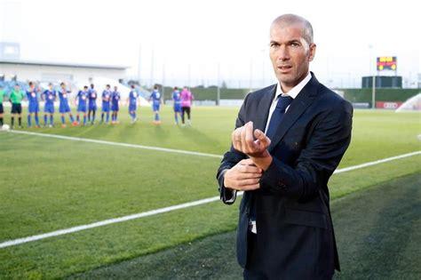 zidane lentraineur  gagne ladmiration de bielsa foot