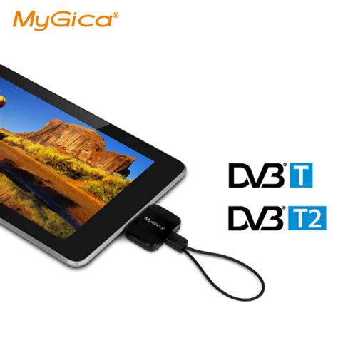 Tv Tuner Android Jakartanotebook mygica pad android tv tuner dvb t2 pt360 black jakartanotebook