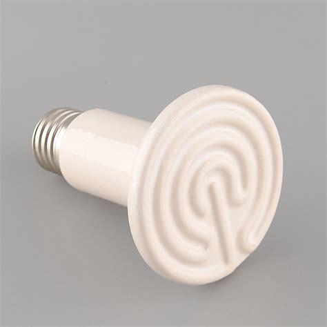 ceramic heat emitter vs heat l 100w ceramic heat emitter reptile light breeding heater