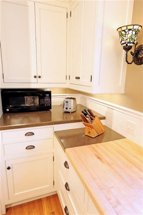 Kitchen Countertop Inserts by Butcher Block Countertop Insert Traditional Kitchen