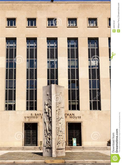 Federal Court Building Pennsylvania Ave Washington DC ... Usdc Dc Circuit