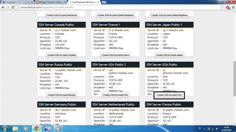 cara membuat akun ssh gratis di white vps mas otong cara membuat akun ssh sendiri blog edun
