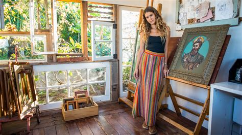 Bohemian Bedroom Ideas Artist In Residence Take A Tour Of Natalie Bessell S Sky