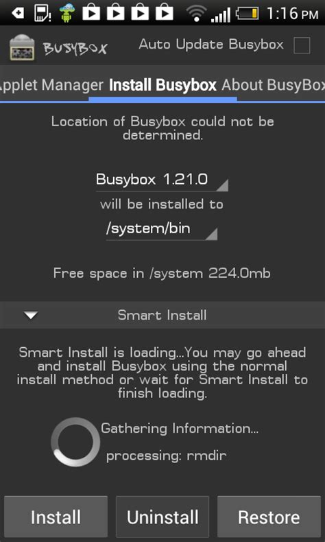busybox android testing by expl0i13r android busybox and linux commands