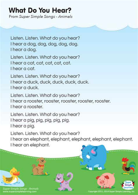 testo simple what do you hear lyrics poster simple