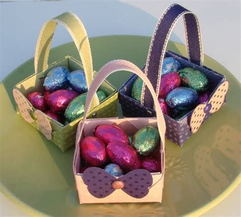 Origami Basket Tutorial - qbee s quest origami easter baskets