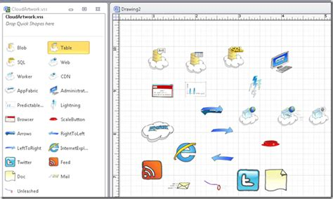 cloud for visio visio cloud stencil shapes greg s cool insert clever