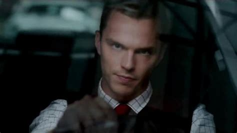 2015 jaguar xf tv spot intel featuring nicholas