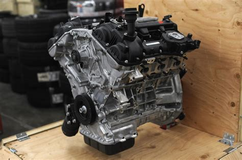 ford v6 engines hyundai introduces crate engine program 2 0l turbo and 3