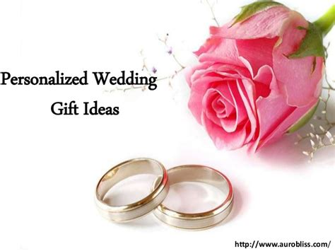 Wedding Gift Ideas Personalized by Personalized Wedding Gift Ideas