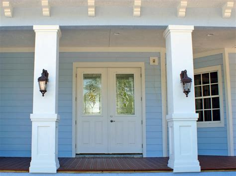 front porch handsome designs with front porch pillars
