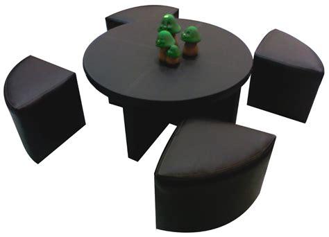 taburetes minimalistas mesas de centro minimalistas modernas 4 taburetes sala op4