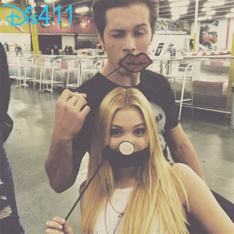 olivia holt and leo howard photos dylan riley snyder celebrated his birthday with