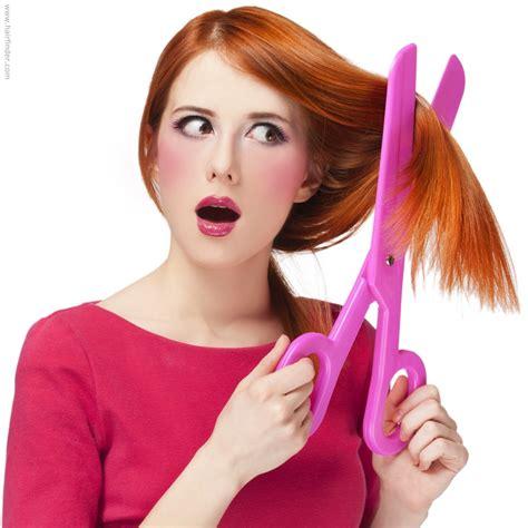i cut my hair and why can t i cut my hair into a pixie
