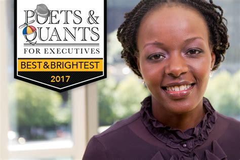 Booth Mba Class Profile 2017 by 2017 Best Embas Cynthia Nomsa Pongweni Of