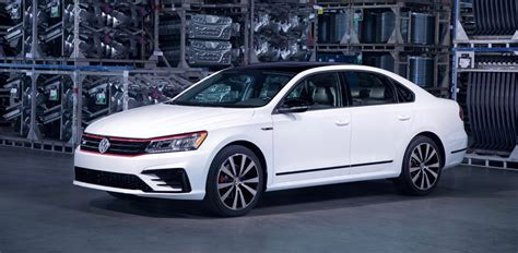 volkswagen passat 2018 2018 vw passat gt gets more aggressive the torque report