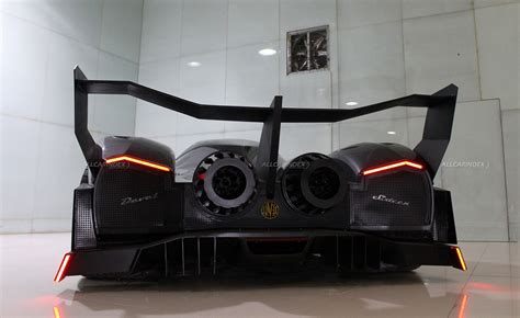 devel sixteen top speed 15 fastest cars in the top list