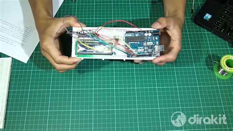 membuat jam digital dengan arduino uno r3 membuat jam digital pada lcd 16x2 dengan arduino uno youtube