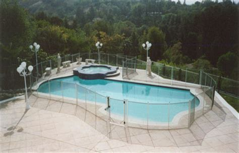 swimming pool fence ideas swimming pool fencing ideas