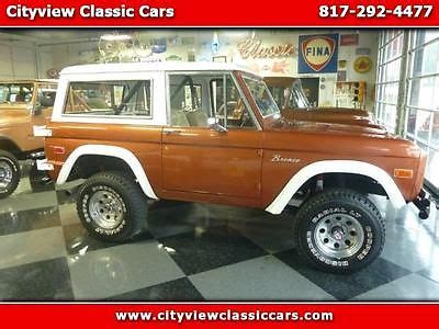 ford bronco cars for sale in fort worth, texas