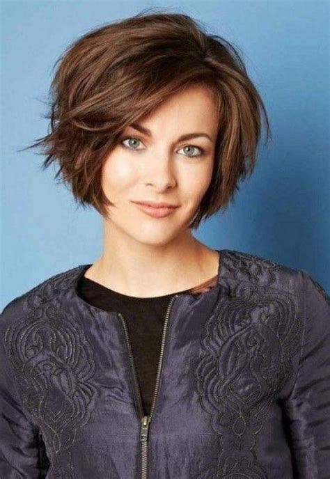 low maintenance haircuts for thick hair for the older person 2018 latest low maintenance short haircuts for thick hair