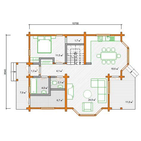 disegno interno casa foto disegno interno casa in legno 173 mq di bio