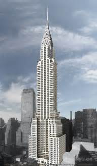 Chrysler Building Dimensions Empire State Building Blueprints Wallpaper