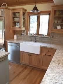 Update Oak Kitchen Cabinets by 5 Ideas Update Oak Cabinets Without A Drop Of Paint