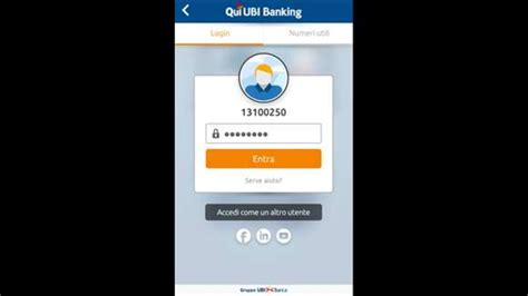 www qui ubi qui ubi banking per android