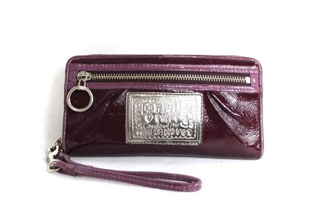 Dotted Metallic Samsung S4 117 best purple coach wristlet images on coach