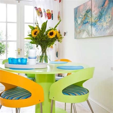 lime green esszimmer lemon and lime dining room dining rooms image
