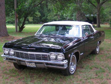 1965 impala ss 396 for sale 1965 chevrolet impala ss 396 for sale frankston