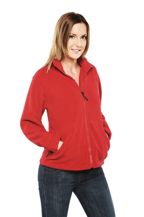 Premium Jaket Fleece Jjaket Sweater 3d premium zip micro fleece jacket by uneek clothing