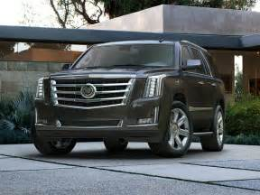 Pictures Of A Cadillac Escalade 2015 Cadillac Escalade Price Photos Reviews Features