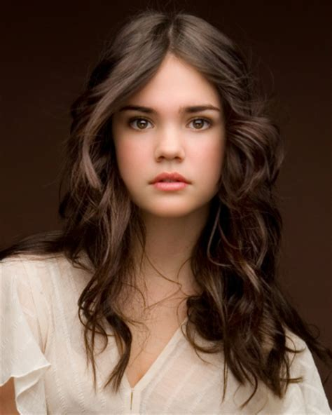 actresses with brown hair that play on soap operas maia mitchell as morgan from keeping the moon by sarah